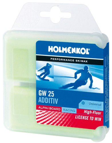 Holmenkol High Fluoro Additive GW 25: 70 grams by Holmenkol