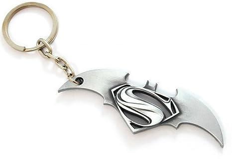 ChAmBer37 la colección Batman – Llavero collecteurs Plateado Justice - Argent