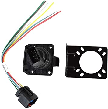 Amazon.com: 2009-2010 Jeep Commander Trailer Tow Wire Harness Repair Kit:  AutomotiveAmazon.com