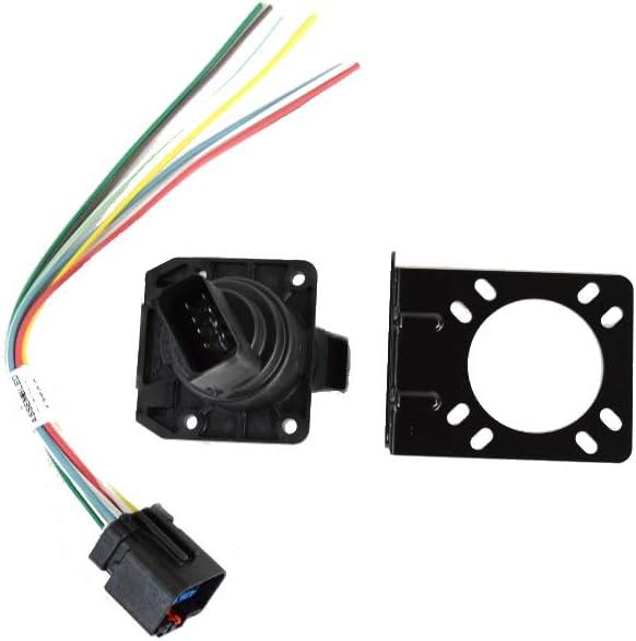 Amazon.com: 2009-2010 Jeep Commander Trailer Tow Wire Harness Repair Kit:  AutomotiveAmazon.com