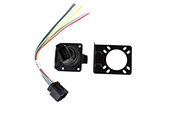 2009 2010 jeep commander trailer tow wire harness repair kit 2015 Ford F-150 Tow Wiring Harness