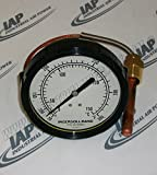39166822 Gauge Designed for use with Ingersoll Rand compressors