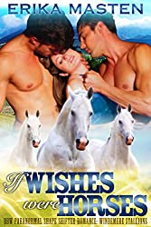 If Wishes Were Horses: BBW Paranormal Shape Shifter Romance: Windemere Stallions