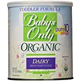 Baby's Only Dairy Toddler Formula - Powder - 12.7 oz (2 Pack) by Baby's Only