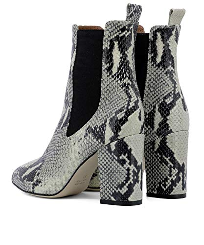 PARIS Cuir TEXAS Multicolore Femme PX125PPITONENATURAL Bottines 70AwR1