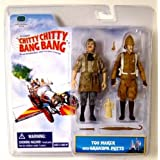 Stevenson Entertainment Chitty Chitty Bang Bang Two Pack Figure Toy Maker & Grandpa