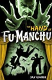 Front cover for the book The Hand of Fu Manchu by Sax Rohmer