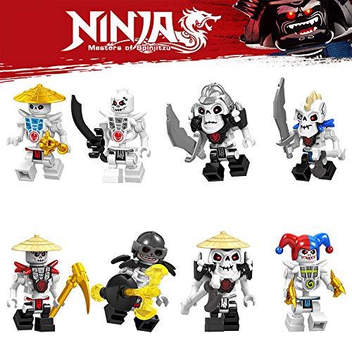 Amazon.com: Bloques Hero Ninja Royals Go – Nuevo juego 2019 ...