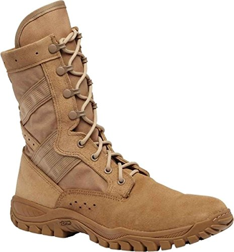 Belleville One Xero 320 Ultra Light Assault Boot, Desert Tan, Size 7.5