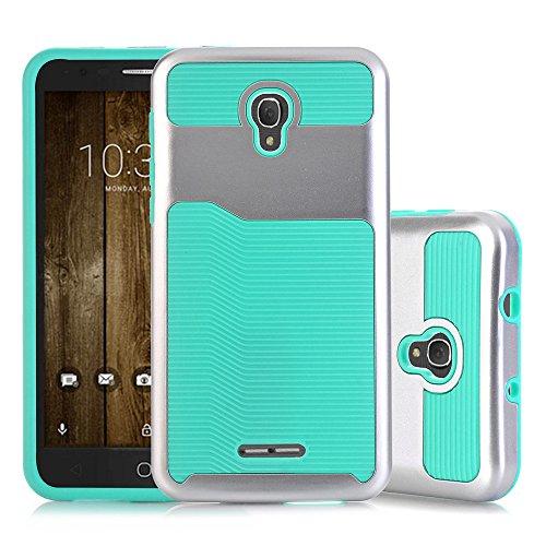 gbsell-hard-hybrid-soft-skin-case-cover-for-alcatel-fierce-4-allura-pop-4-mint-green