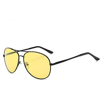 KOMNY Gafas de Sol polarizadas Iguales para Hombres y Mujeres manejando Gafas Gafas de Sol Moda Parejas,Nocturnal Porno: Amazon.es: Hogar