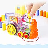 TiTa-Dong Domino Train Toy Set , Rally Electric