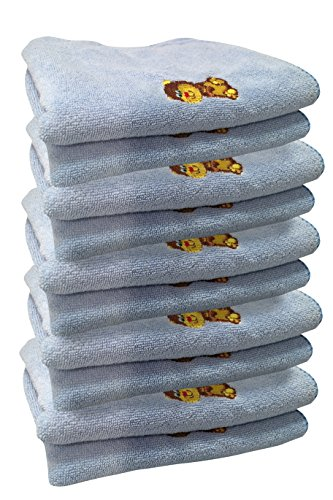 Cloths Microfiber Towels Birth Adult
