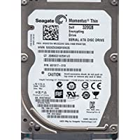 ST320LT025, W0V, WU, PN 1A514C-020, FW 0001SED7, Seagate 320GB SATA 2.5 Hard Drive