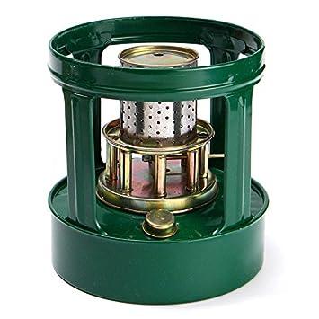 TOOGOO Universal Mini Estufa de queroseno 8 mechasp de ractico al aire libre Quemador Calentadores de aceite para camping: Amazon.es: Deportes y aire libre