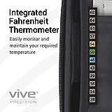 Vive Precision Insulin Travel Case - Cooler Bag for