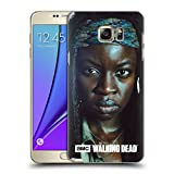Official AMC The Walking Dead Michonne Characters Hard Back Case for Samsung Galaxy Note5 / Note 5