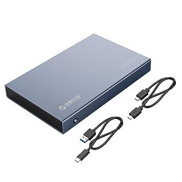 ORICO Caja USB-C USB 3.1 (10Gbps) de Aluminio para Disco ...