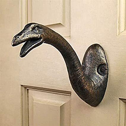 Amazon.com: design toscano hierro fundido braquiosaurio ...