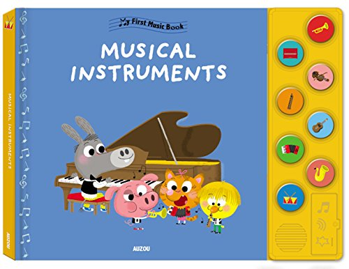 My First Music Book: Musical Instruments (Musical Pictures Instruments)