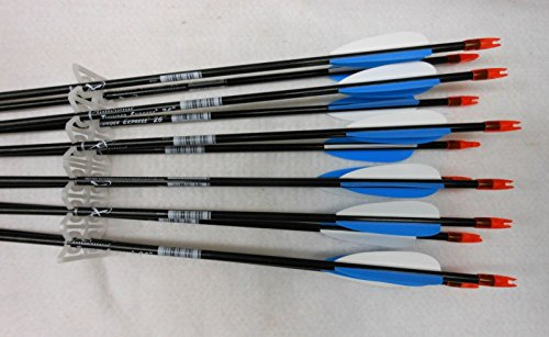 Carbon Express Thunder Express Youth Arrows 26