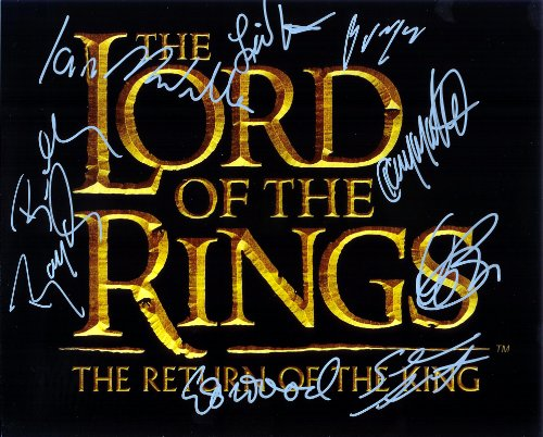Lord Rings Cast - 7