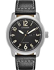 Citizen Watches Mens BM8471-01E Eco-Drive Black Watch