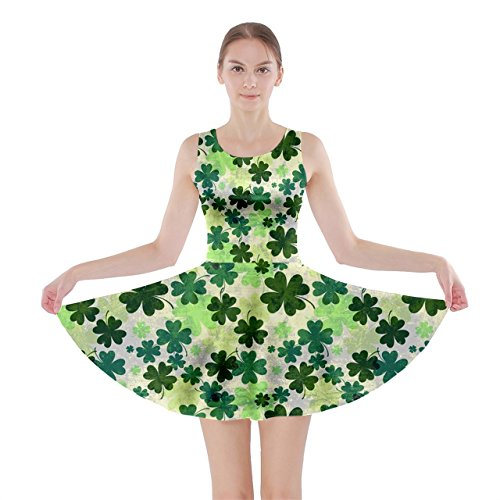 CowCow - Vestido - para mujer verde (Fern Green)