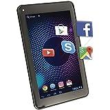 "Tablet Quad Core 7"" Dz7Bt Wifi 1Gb Preto"