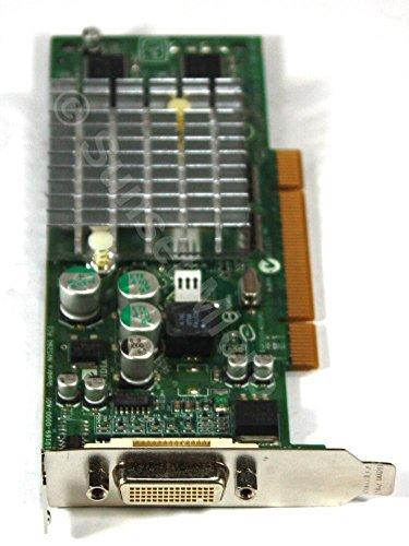 (Genuine HP Nvidia P169 Quadro NVS 280 Desktop PCI 64MB Graphics Card 398686-001)