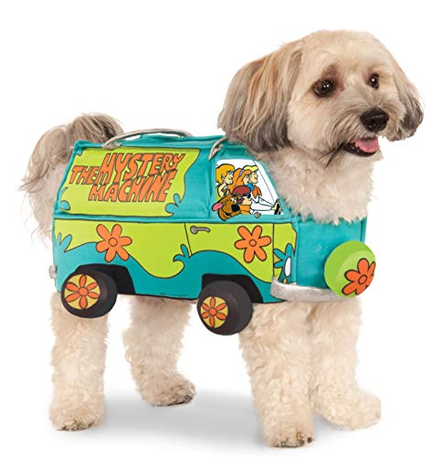 Scooby-Doo The Mystery Machine Pet Suit, X-Large]()