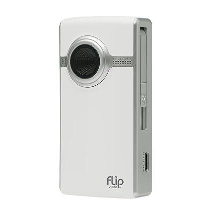 amazon com flip ultrahd video camera white 4 gb 1 hour rh amazon com Flip Ultra HD PNG Flip Ultra HD Touch Screen 16GB