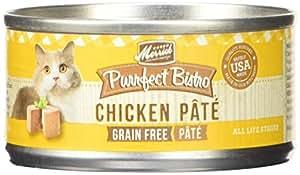 Merrick Purrfect Bistro Chicken Pate 3oz Cat
