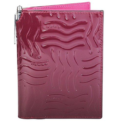 Cross Women's Leather Global Passport / Travel Wallet-Purple ()