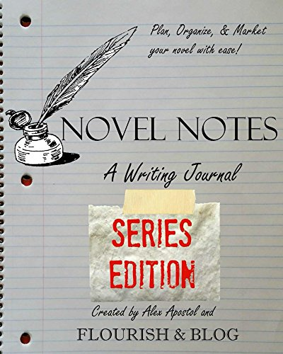 Novel Notes: Series Edition: A Guided Writing - Journals Flourish