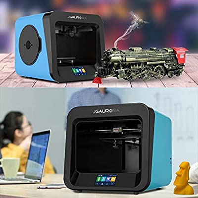PAN-EX Impresora 3D A4 Desktop Placa de Metal de Alta precisión ...