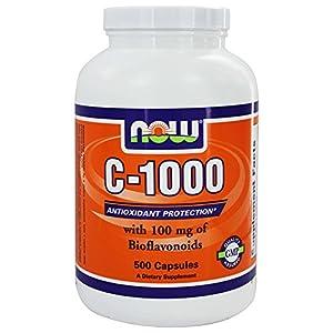 NOW Foods C1000 with 100mg Bioflavanoids & Rutin