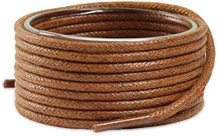 Dress Shoes Waxed Round Shoelaces product image