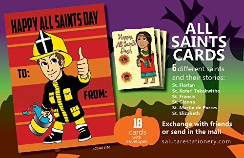 All Saints Day Cards]()