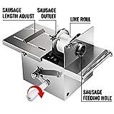 Happybuy Manual Sausage Knotting Machine