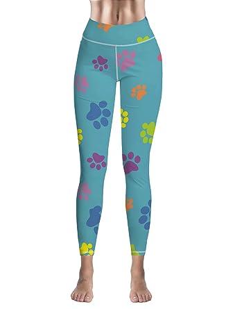 7dc28701d00dd Custom Women Leggings Capri Lovely Foot High Waist Leggings for Sport Gym  Fitness Yoga Pants