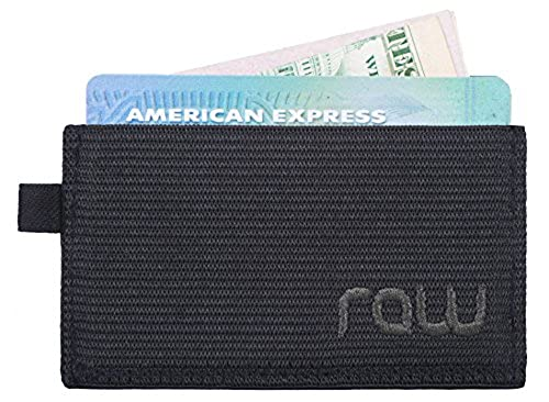 17. Wallet Credit Card Holder Wallets for Men with Slim Minimalist Design by Raw