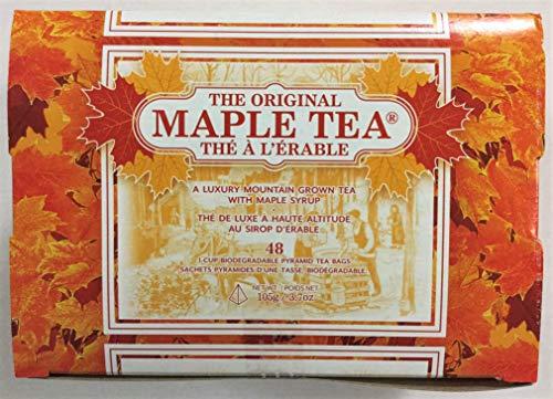 Metropolitan Tea Company The Original Maple Tea (48 Tea bags) (Maple Canada Tea)
