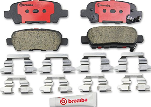 (Brembo P56046N Rear Disc Brake Pad )