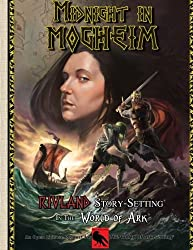 Midnight in Mogheim (World of Ark) (Volume 1)