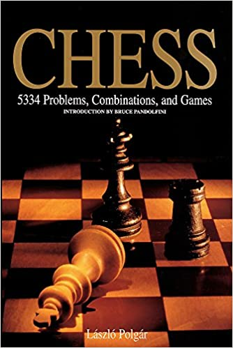 5334 Problems, Combinations and Games [EN] - Bruce Pandolfini