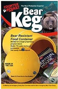 6. Bear Keg