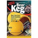 COUNTER ASSAULT Bear Resistant Food Keg