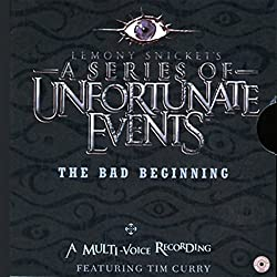The Bad Beginning, A Multi-Voice Recording