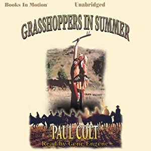 Grasshoppers in Summer Audiobook